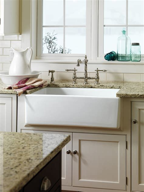 Magnificent Farmhouse Sink trend Other Metro Farmhouse Kitchen Image Ideas with apron front