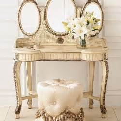 Makeup Vanity Gold Atlanta Living Vanity Mirrors Gold Silk