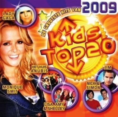 10 Best Childrens Of 2009 by Bol Top 20 2009 Various Muziek
