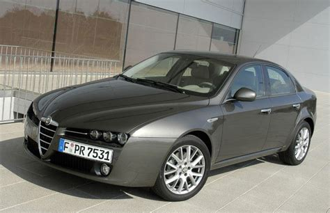 alfa romeo sedans alfa romeo 159 sedans 2008 2012 atsauksmes tehniskie