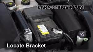 battery replacement 2014 2016 chevrolet impala 2014