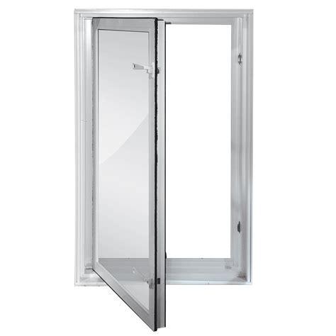 egress door swing wellcraft 27 in x 45 in egress in swing low e vinyl