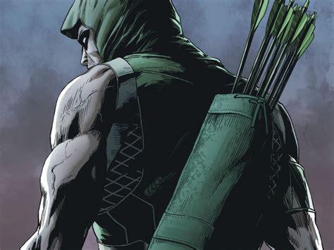 desktop wallpaper superhero green arrow dc comics hd
