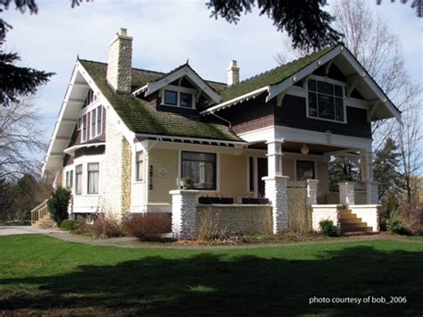 Craftsman Home Styles | home style craftsman house plans historic craftsman style