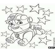 PAW Patrol Coloring Pages Printable Games