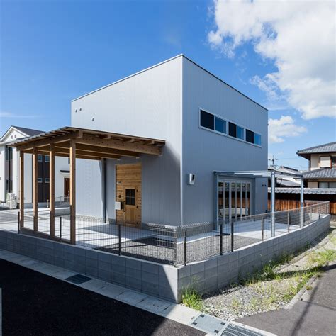 warehouse house designs ishibe house a small industrial inspired home for a