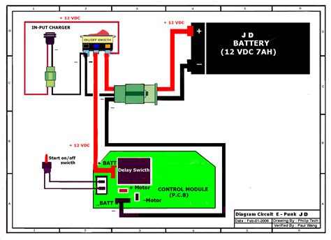 razor scooter battery wiring diagram electric scooter