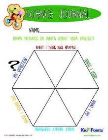 Observation paper science worksheet for little kids kid pointz