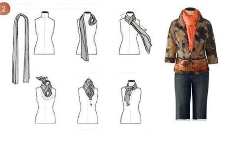 nudos de bufanda nudos para bufandas buscar con google moda pinterest