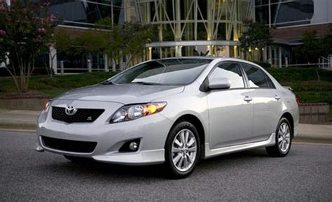 Toyota Corolla 2009 Model Price Car And Driver