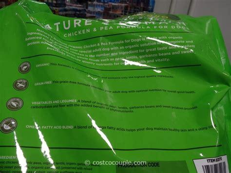 kirkland nature s domain puppy food nature s domain organic food