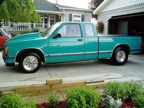 buy car manuals 1992 gmc sonoma on board diagnostic system find used 1992 gmc sonoma s15 s10 quot custom quot nice