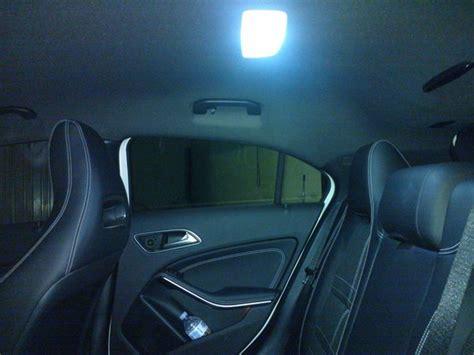 illuminazione interna auto potenziamento illuminazione interna mercedes club