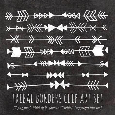 primrose tattoo with geometric border tribal borders clipart tribal arrow triangle chevron
