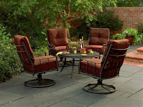 clearance patio furniture sets furniture patio dining set target patio