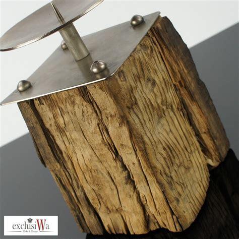 Kerzenhalter Aus Holz by Kerzenhalter Aus Altholz Metall Kerzenleuchter Holz