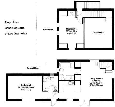 casa fortuna floor plan casa pequena floor plan
