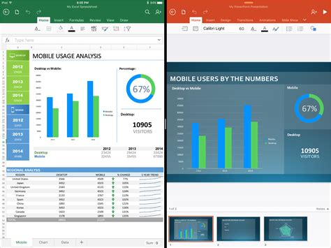 office layout planner for ipad microsoft office apps are ready for the ipad pro office