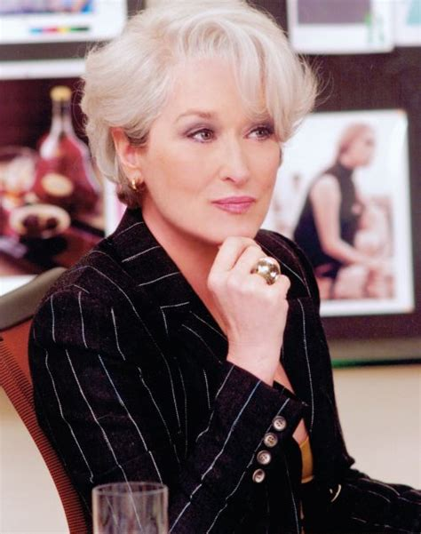 the hairstyle of the devil meryl streep hairstyles best for older women with fine hair