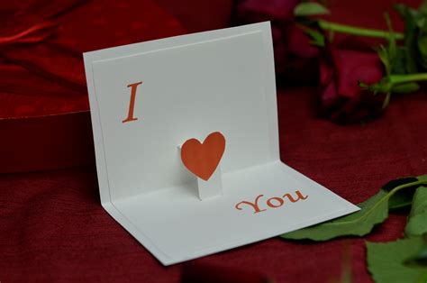 how to make a pop up valentines card ideas for s day pop up cards
