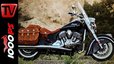Indian Motorrad Videos by Video Indian Chief Vintage 2014 Details Informations