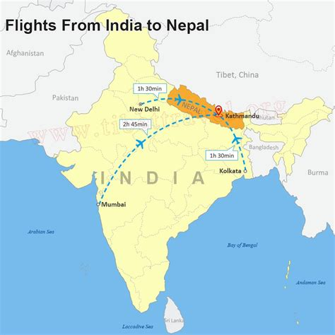 nepal on map map of india and nepal nepal india border map india tourist map