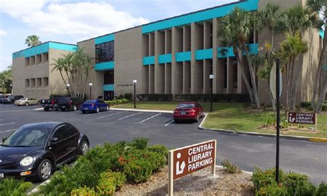 Bradenton Hours library locations and hours