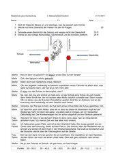 Zeugenaussage Schreiben Muster 4teachers Lehrproben Unterrichtsentw 252 Rfe Und Unterrichtsmaterial F 252 R Lehrer Und Referendare