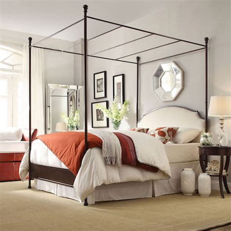 pottery barn canopy bed pottery barn aberdeen canopy bed copycatchic