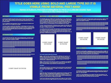 Powerpoint Poster Template 24 215 36 Margaretcurran Org Poster Presentation Template 24x36