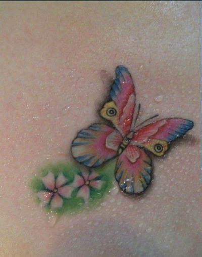 small colorful butterfly tattoos colorful butterfly designs feminine butterfly