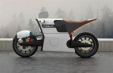 Tesla Scooter The Tesla E Bike Concept Another Concept Failure