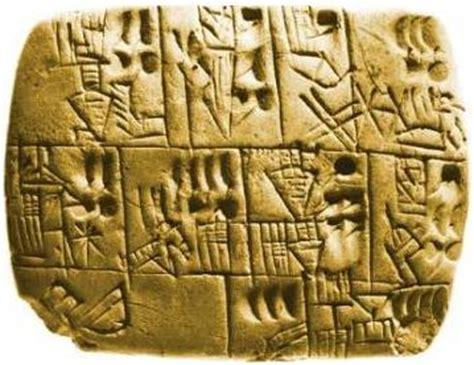 tavole sumeriche sumeri terzo millennio magazine random