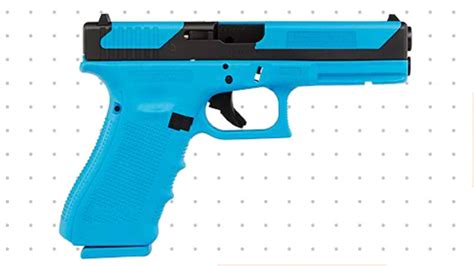 colored handguns ammoland feed focus on gun color is farcical ammoland