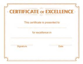 certification templates free blank certificates certificate templates