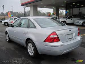 silver metallic 2005 ford five hundred sel exterior