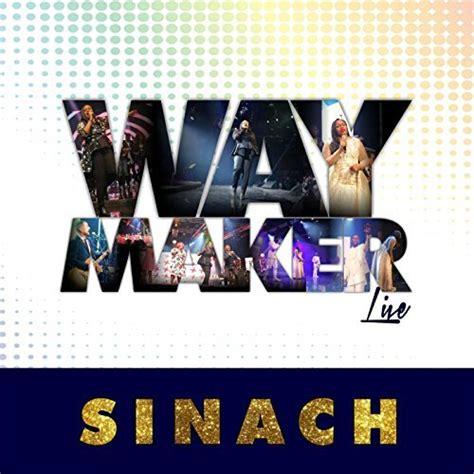 album tracklist sinach  maker  kingdomboiz
