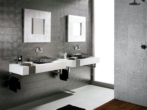 White Tiled Bathroom Ideas by Bathroom Tile Ideas Contemporary Bathroom Other