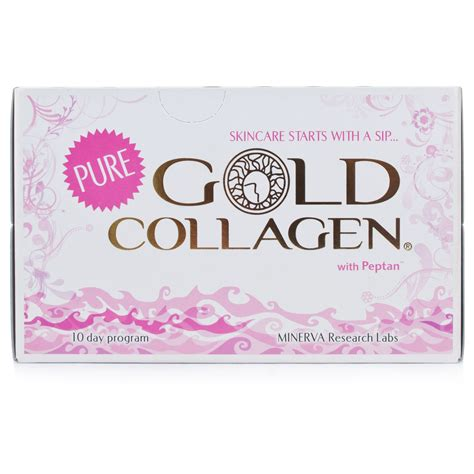 Collagen Gold gold collagen 10x50ml skin care chemist direct