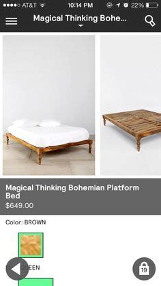 urban outfitters bed frame lofted dorm beds on pinterest