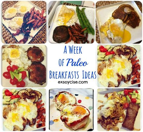 Detox Paleo Breakfast a weeks worth of paleo breakfast ideas 21dsd approved