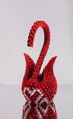 3d Origami Swan For Sale - 3d origami swan purple swan modular origami