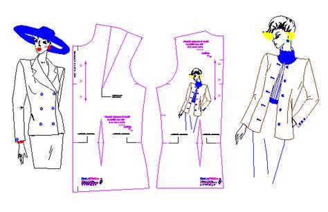 moldes de ropa y patrones para diseo de prendas en todas patrones o moldes para dise 209 o de ropa para corte y