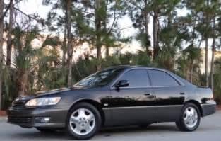 2000 Lexus Es300 Value Lexus Es300 Platinum Edition Low World