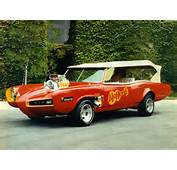 The Monkee Mobile From TV Show Monkees  Mark Traffic