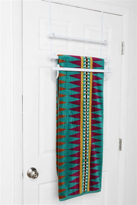 the door towel racks 1000 images about the door towel rack on shop home organize it and hooks