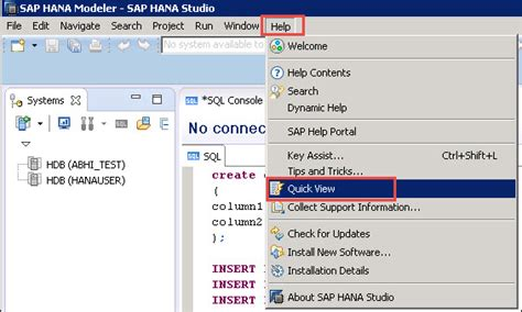 sap quick viewer tutorial sap hana flat file upload tutorial csv xls xlsx