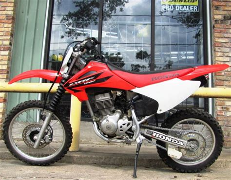 dirt bike trail sold another happy customer 2006 honda crf150f used pit