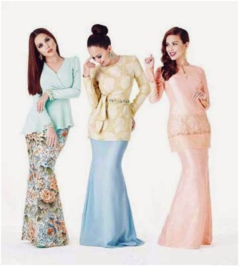 Kebaya Mode Kj 215b kumpulan foto model baju kebaya fashion trend baju kebaya