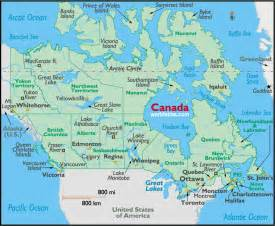 map of canada atlas map of canada 187 edtex education